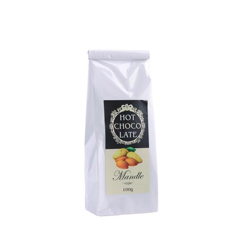 Horká čokoláda mandle 100g