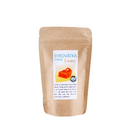 Syrovátkový nápoj  karamel 100g BOTANICO