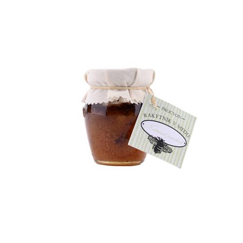 Med s rakytníkem (5%) 145 ml