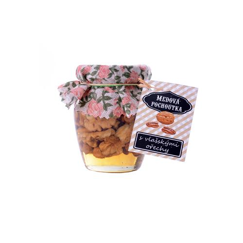 PROCYON - Medová pochoutka 145 ml / s vlašskými ořechy