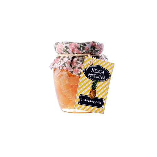PROCYON - Medová pochoutka 145 ml / s ananasem