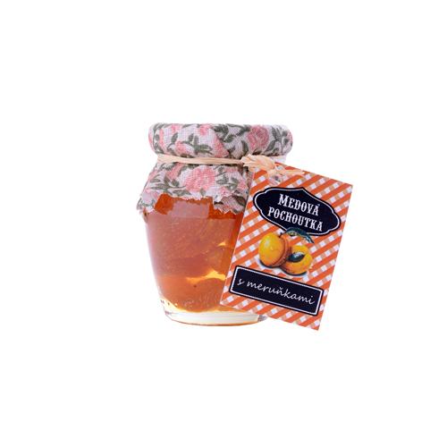 PROCYON - Medová pochoutka 145 ml / s meruňkami
