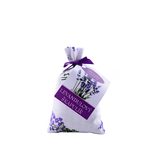 bylinný sáček s levandulí