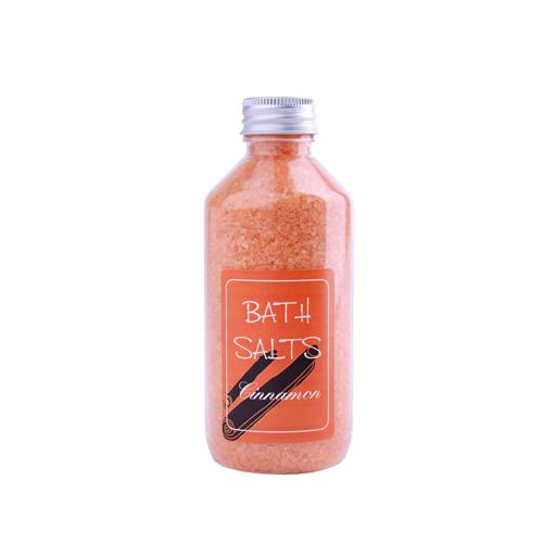 koupelová sůl skořice hrubá plast 380g