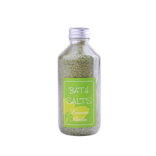 koupelová sůl meduňka hrubá plast 380g