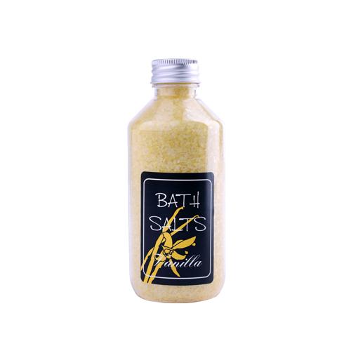 koupelová sůl  vanilka hrubá  plast 380g