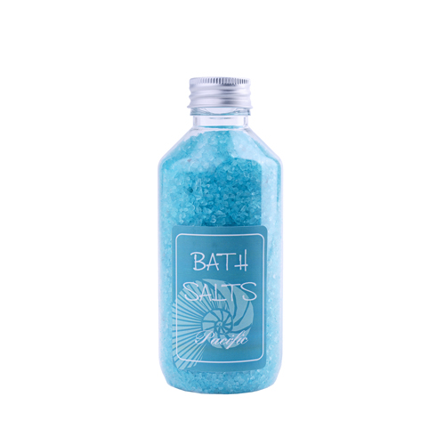 koupelová sůl pacific sun hrubámodrá plast 380g