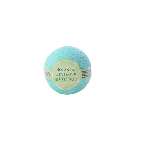 BOTANICO - bath bombs 50 g  meduňka