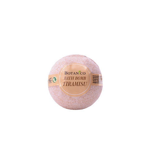 BOTANICO - bath bombs 50 g  tiramisu