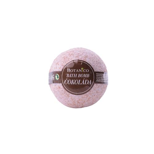BOTANICO - bath bombs 50 g  čokoláda