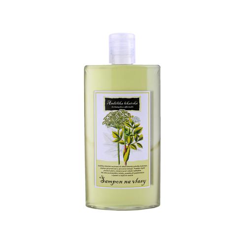 Andělika lékařská hydratační šampon na vlasy 250ml-BOTANICO