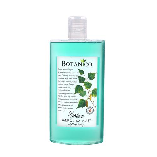 Březový šampon BOTANICO 250ml