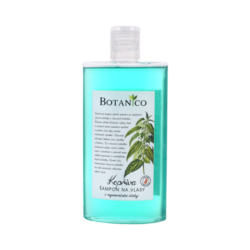 Kopřivový šampon BOTANICO  250ml