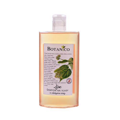 Lipový šampon  BOTANICO 250 ml