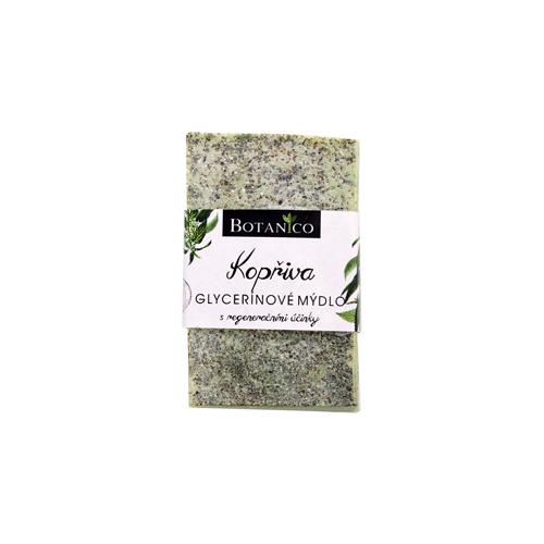 Jemné kopřivové rostlinné mýdlo s glycerínem  50 g