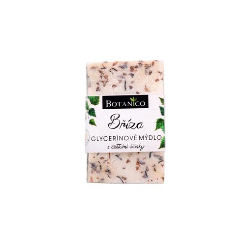 Jemné březové mýdlo rostlinné s glycerínem 50g