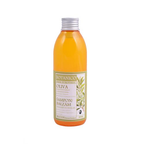Šampon balzám na vlasy oliva 200 ml