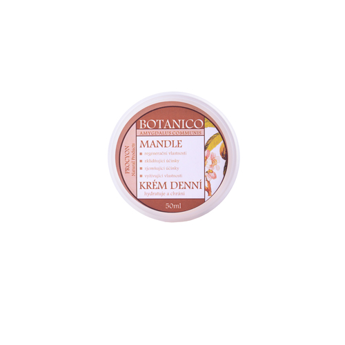 Pleťový krém denní hydratační mandle 50 ml