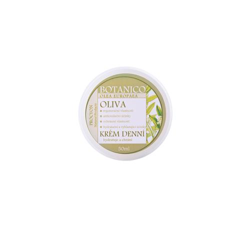 Pleťový krém denní hydratační výživný oliva 50 ml