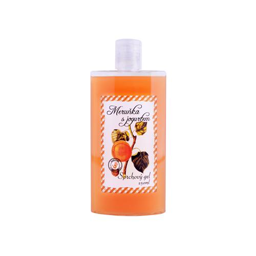 Sprchový gel meruňka 250ml