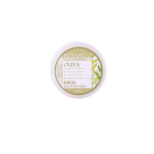 Krém na oční víčka oliva 50 ml