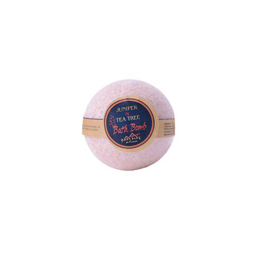 Koupelová koule jalovec a tea tree - MONT BLEU -70g pro muže