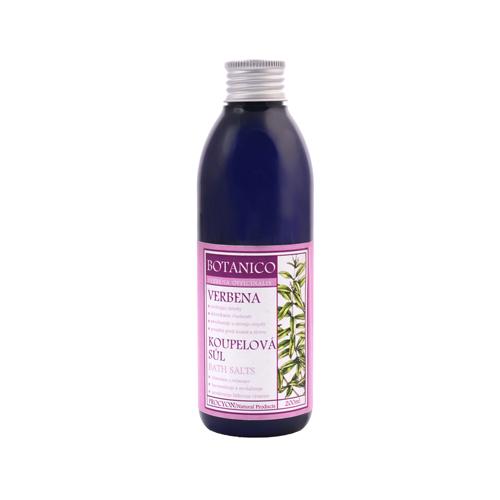 Verbena citrónová koupelová sůl 200ml