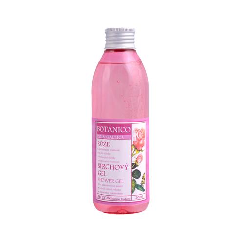 Růže sprchový krém gel 200ml