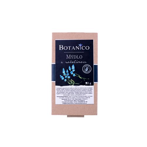 Glycerínové mýdlo s rašelinou 90g BOTANICO