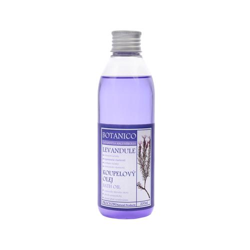 Koupelový olej levandule 200ml