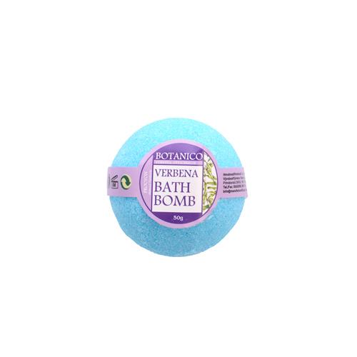bath bombs- koupelová koule šumivá 50g verbena