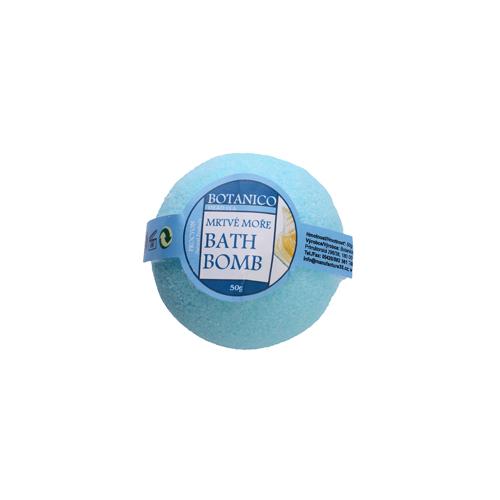 bath bombs- koupelová koule šumivá 50g mrtvé moře