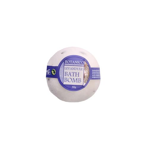 bath bombs- koupelová koule šumivá 50g levandule
