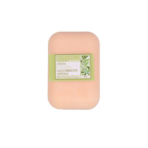 Mýdlo glycerínové 200g oliva