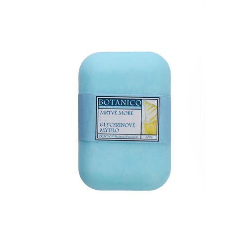 Mýdlo glycerínové přírodní se solí z mrtvého moře 200g