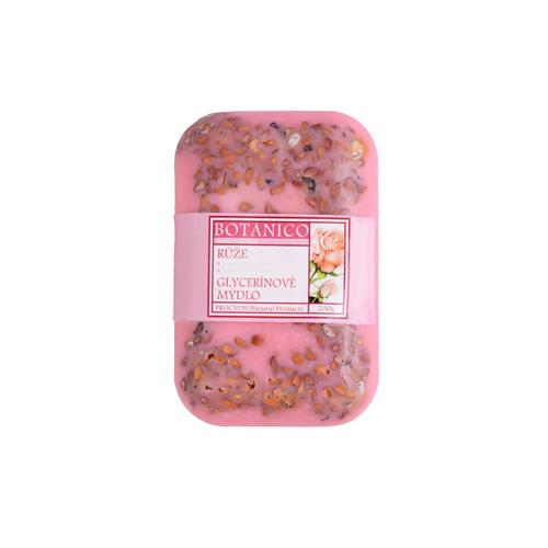 Mýdlo glycerínové růže 200g