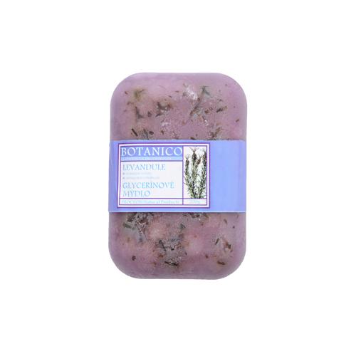 Mýdlo glycerínové levandule 200g  levandule