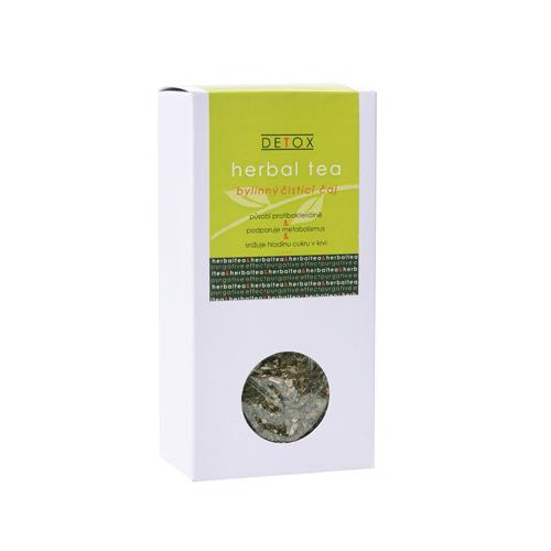 Bylinný čaj DETOX  -  krabička s okénkem 40 g