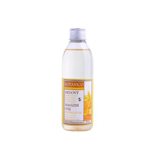 Medový masážní olej 200ml