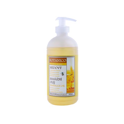 Medový masážní olej 500ml