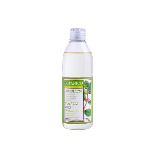 Stimulační masážní olej 200ml