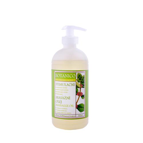 Stimulační masážní olej 500ml