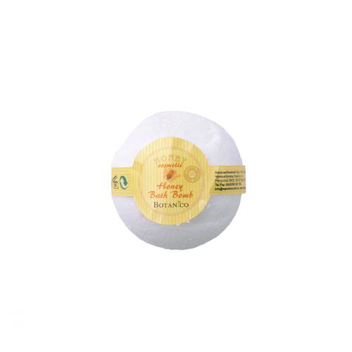 BOTANICO medová koupelová koule (bath bomb)  50g
