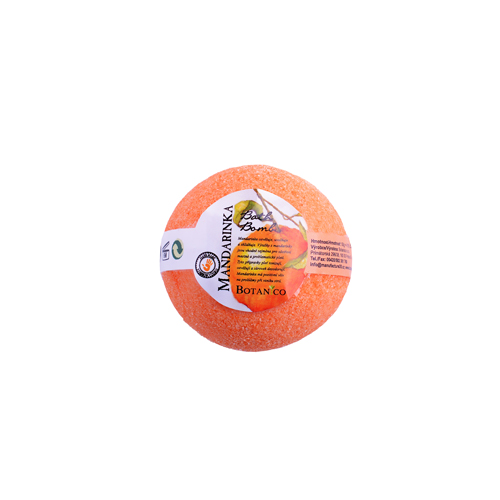 BOTANICO koupelová koule mandarinka 50g