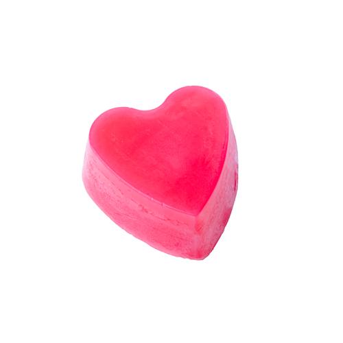 Mýdlo srdce 90g glycerínové