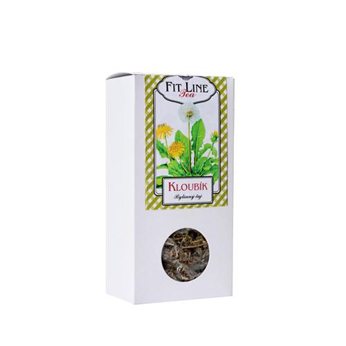 KLOUBÍK tea - krabička s okénkem 50g