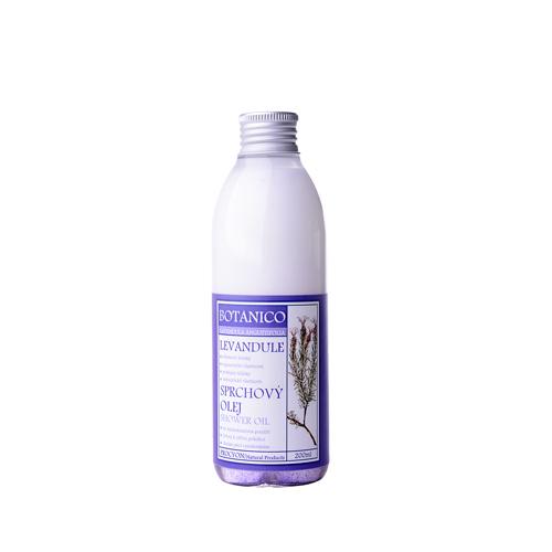 Sprchový olej s extraktem z levandule 200 ml