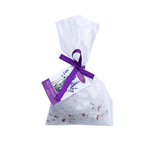 Koupelová sůl Levandule / 100 g