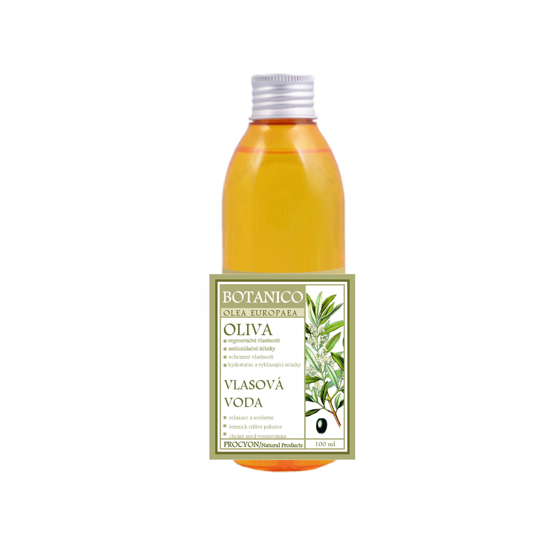 Vlasová voda / Oliva 100 ml